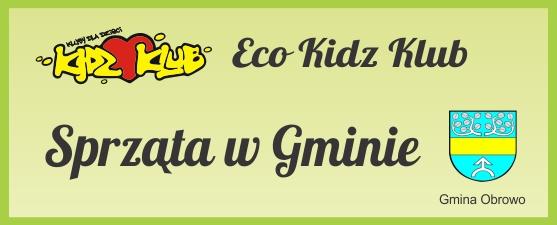 Kidz Klub sprząta w Gminie