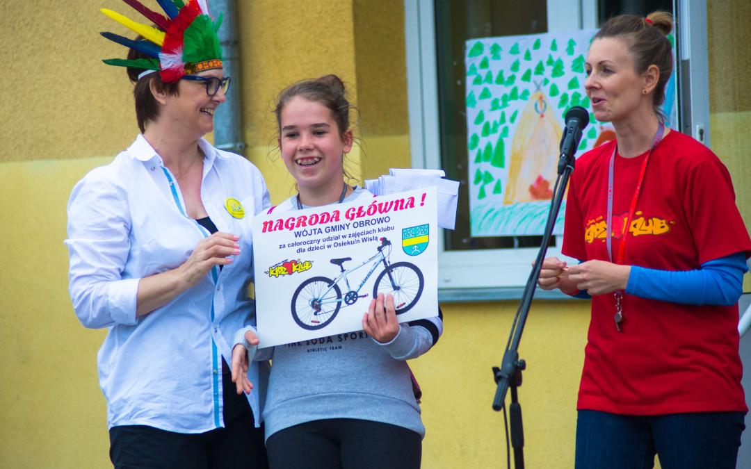Festyn w Szkole Podstawowej w Osieku n/Wisłą